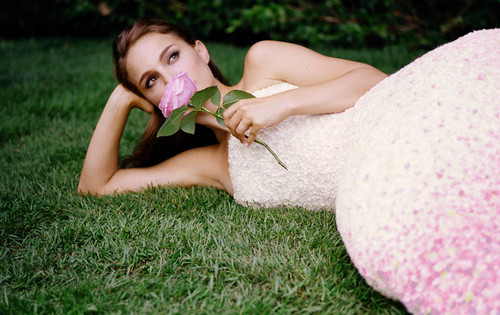 Natalie Portman as Miss Dior (2013)