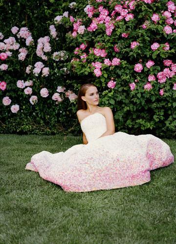 Natalie Portman as Miss Dior (2013)