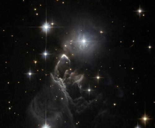 Nebula IRAS 05437