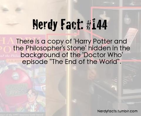 Nerdy fact 144 snapes family and friends photo