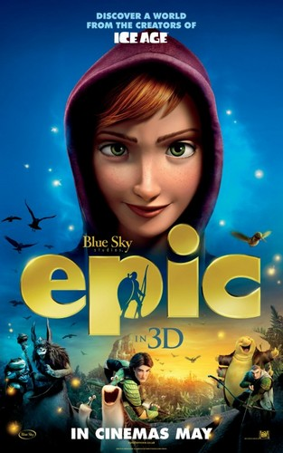 New Posters for 'Epic'