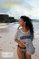 New picture from Rihannas Barbados campaign  - rihanna photo