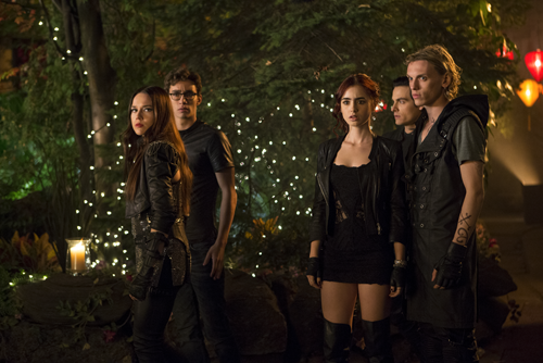 "New promotional still from ""The Mortal Instruments: City of Bones"""