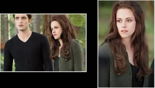 "New stills of Kristen as Bella Cullen in ""Breaking Dawn, Part 2""."