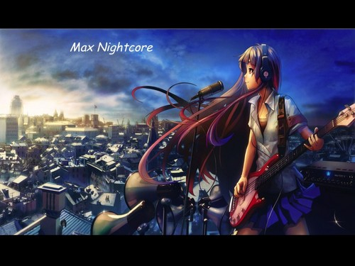Nightcore wallpaper possibly with anime entitled Nightcore Got It