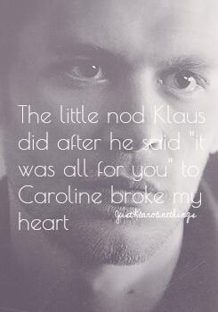 Niklaus Mikaelson   The Vampire Diaries   4.14