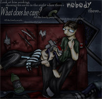 Nobody there