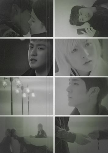 NU'EST wallpaper possibly with a portrait entitled Nu'est - Hello Hello