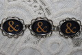 OF MICE AND MEN ampersand logo bracelet - of-mice-and-men-band photo