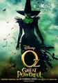 OZ: The Great and Powerful - Poster