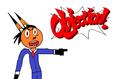 Objection - matt-the-lynx fan art