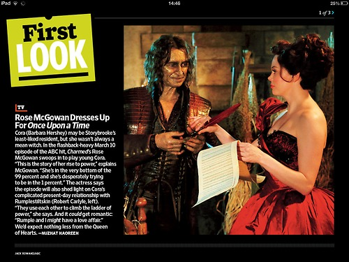 Once Upon A Time- Entertainment Weekly