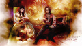 once-upon-a-time - Rumpelstiltskin &amp; Belle wallpaper