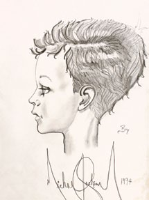 One Of Michael's Drawings