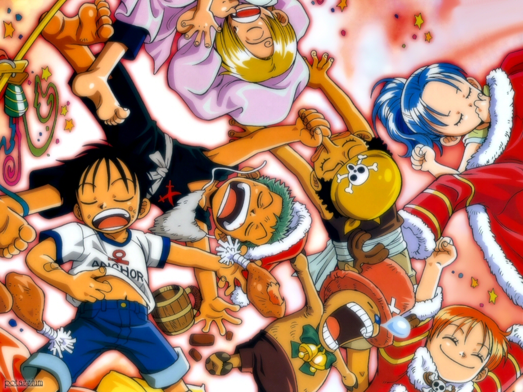 Nakama Images One Piece Crew Hd Wallpaper And Background Photos