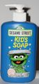 Oscar the Grouch hand soap