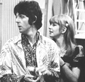 Paul McCartney & Jane Asher