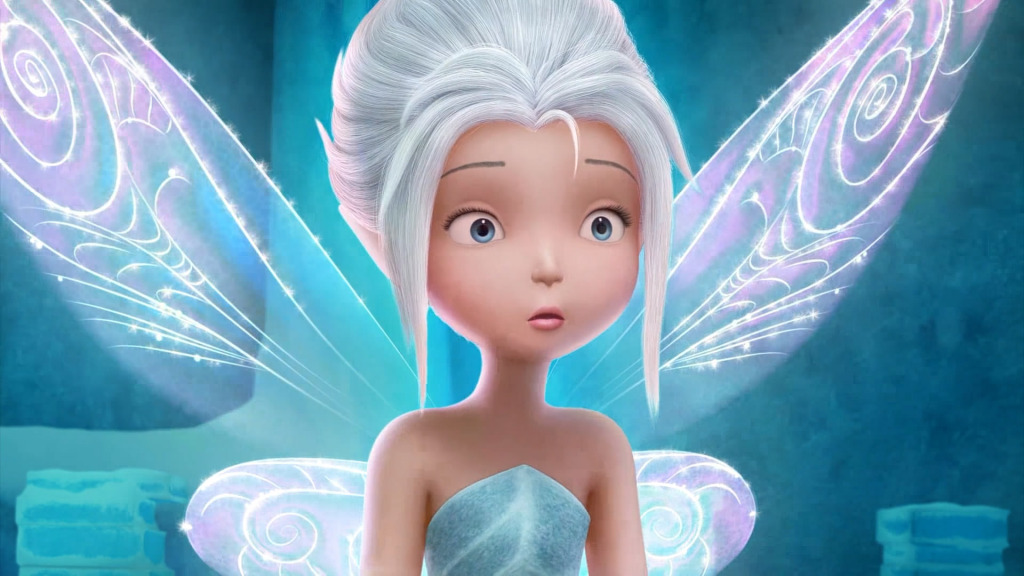 Tinkerbell & the Mysterious Winter Woods images Periwinkle ...