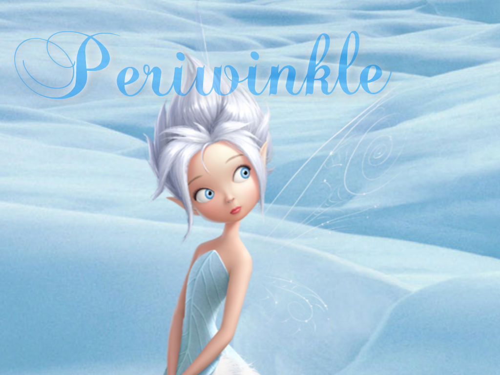 Tinkerbell The Mysterious Winter Woods Images Periwinkle Hd