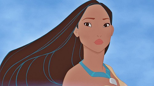 Belle and Pocahontas wallpaper called Pocahontas