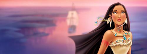 Pocahontas new look