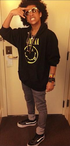 Prince january 2013