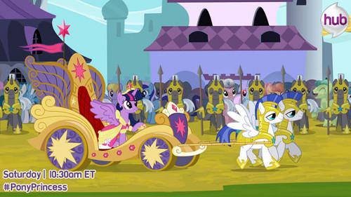 Princess Twilight Hub Promo Image!!