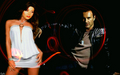 Prue & Cole - charmed wallpaper