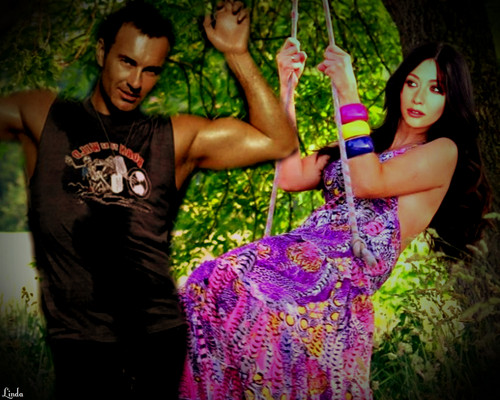 Streghe#The power of three Couples wallpaper titled Prue & Cole