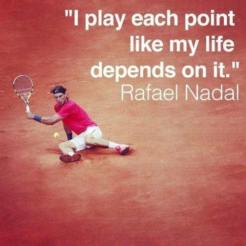 Rafael Nadal <3