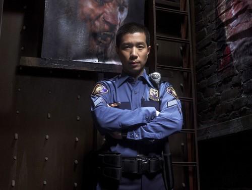 Reggie Lee as Sgt. Wu