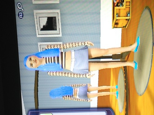 Riley Everyine- Sims 3