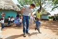 Roger Federer Visiting the Limpopo Province Roger Federer Foundation 2013 - roger-federer photo