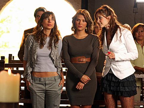 Rosario,Consuelo y Julieta