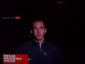 Rosol and Ochotska on TV interview after won DC 2012 - youtube photo