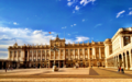 Royal Palace of Madrid - spain wallpaper
