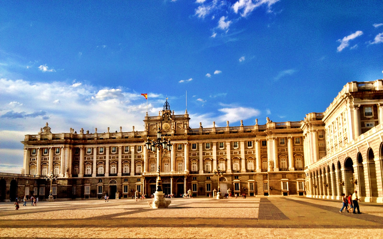 Spain images Royal Palace of Madrid HD wallpaper and ...