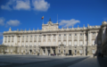 spain - Royal Palace of Madrid wallpaper