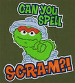 S-C-R-A-M - oscar-the-grouch photo