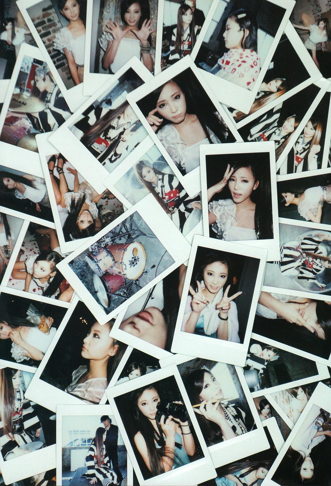 SCANDAL toon Photobook