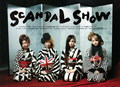 Scandal Zeigen Photobook