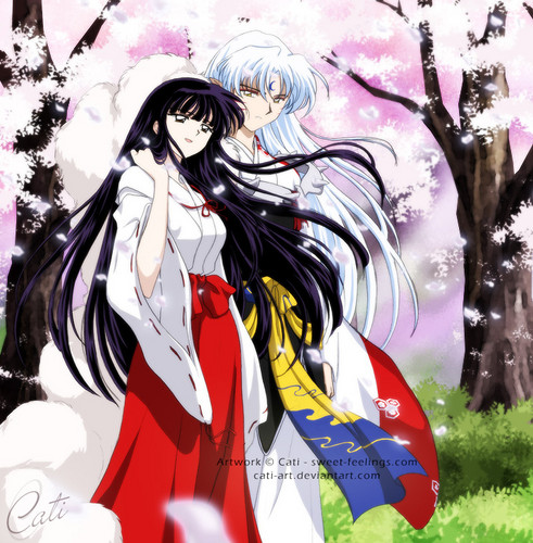 Inuyasha wallpaper possibly with anime entitled SESSHOMARU