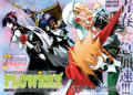 SHAMAN KING FLOWERS - manga photo