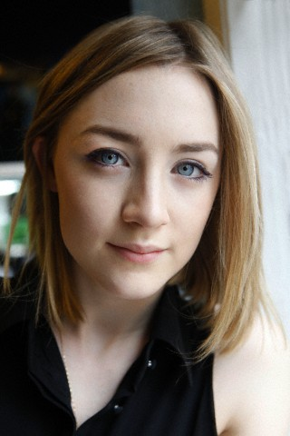 Saoirse Ronan poses at The Spy Store