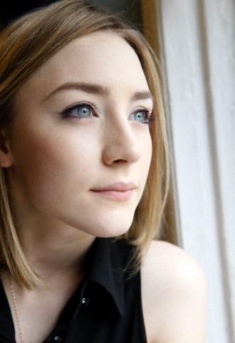 Saoirse Ronan poses at The Spy Store