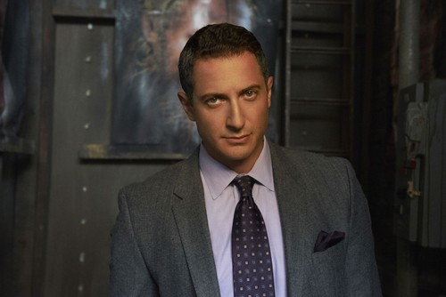 Sasha Roiz as Captain Sean Renard
