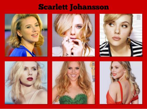 Scarlett<3