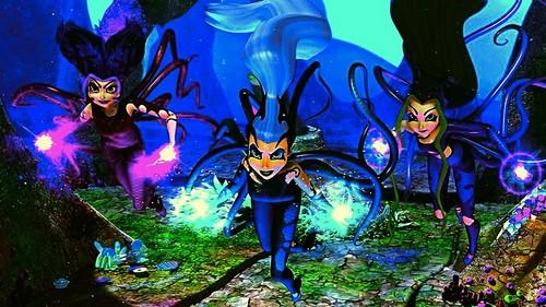 Scary 3D Trix Sirenix