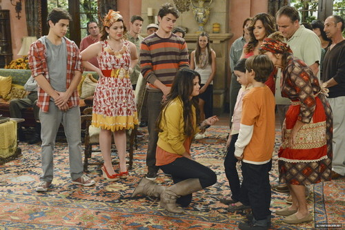 Selena Gomez Wizards Of Waverly Alex Vs.Alex Stills
