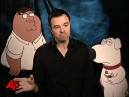 Seth MacFarlane wallpaper containing anime called Seth MacFarlane